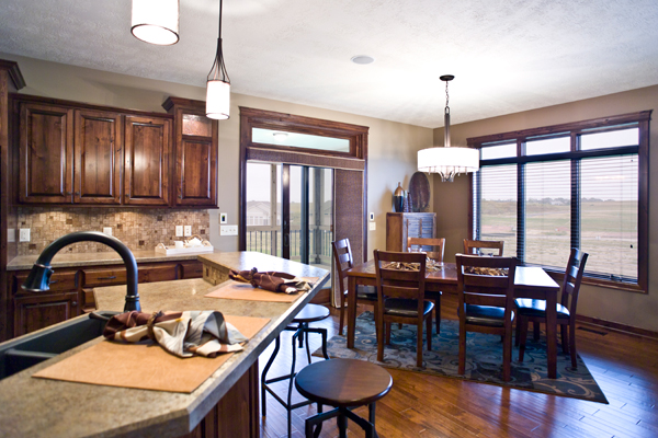 Custom homes in Sioux Falls South Dakota